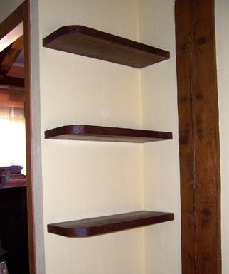 Elaboracion de muebles auxiliares cubreradiadores - Baldas de madera ...