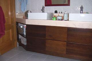Catalogo muebles bajolavabos espejos de ba os la alacena for Bajo lavabo de obra